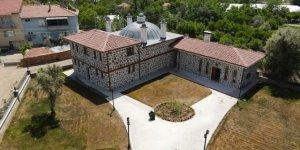 47 yıllık hamamın restorasyonu tamamlandı