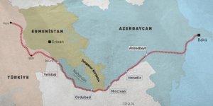 Türkiye ile Azerbaycan'ı birbirine bağlayan koridor: Zengezur