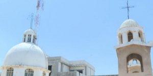 Türkiye'den Rasulayn'daki kiliseye yardım eli