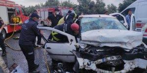 Bursa'daki trafik kazasında ölü sayısı 5'e yükseldi