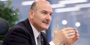 İçişleri Bakanı Süleyman Soylu, Arhavi'de sel bölgesinde incelemelerde bulundu