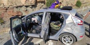 Sivas'ta trafik kazası: 1 ölü, 1 yaralı
