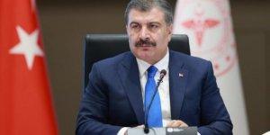 Bakan Koca, Aydın ve Eskişehir'de en az bir doz aşılanma oranının yüzde 75'in üzerine çıktığını açıkladı