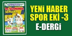Yeni Haber Spor Eki 3 | E Dergi