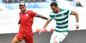 Konyaspor'da Cikalleshi'den sezon başlamadan 2 gol