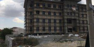 Kulu'da yeni hükümet konağının kaba inşaatı tamamlandı