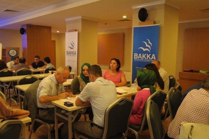 BAKKA proje akademisi eğitimleri başladı