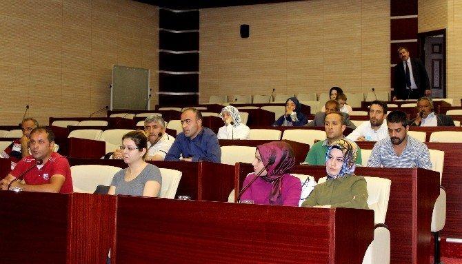 İkinci Halk Günü toplantısı yapıldı