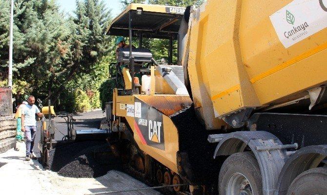 Mutlukent ve Çiğdem yenileniyor