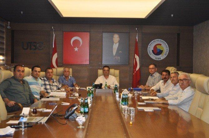 UTSO'nun yeni Yönetim Kurulu Başkanı Selim Kandemir oldu