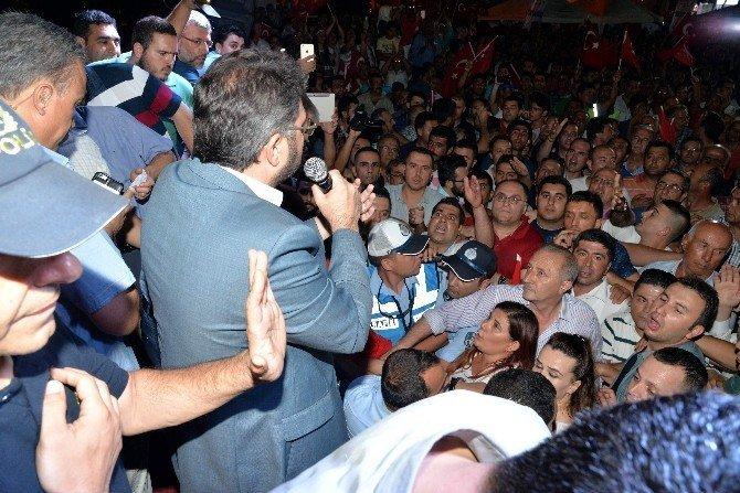 Başkan Çerçioğlu, yaşananlara rağmen birlik mesajı verdi