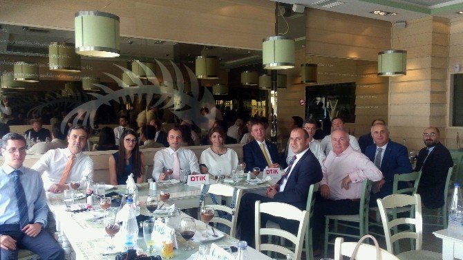 DTİK Selanik'te Balkanlar Girişimci Toplantısında bir araya geldi