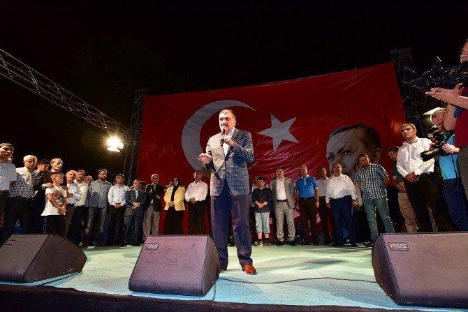 """Gürkan: """"Hep birlikte Türkiye olacağız"""""""