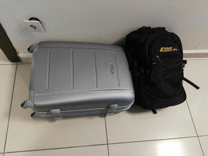 Havalimanı'nda 5 kilo uyuşturucu ele geçirildi
