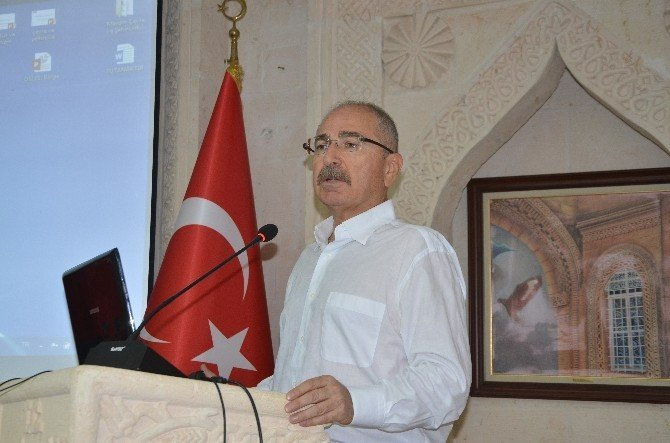 Mardin il koordinasyon kurulu toplandı