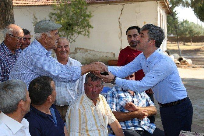Musalar Yeniköy'de gönüller bir oldu