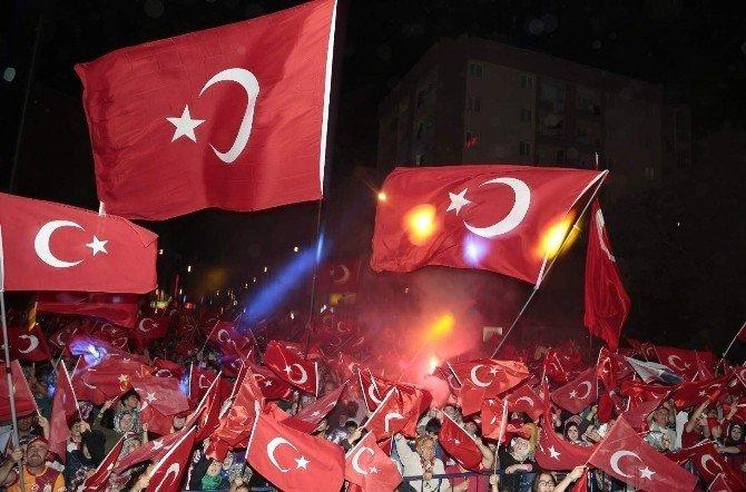 Nevşehir'de devlet ve millet el ele