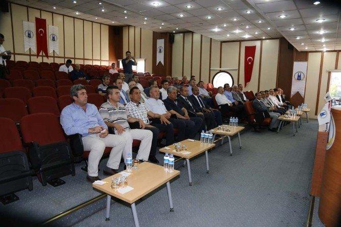 Odalardan bölge için güç birliği toplantısı