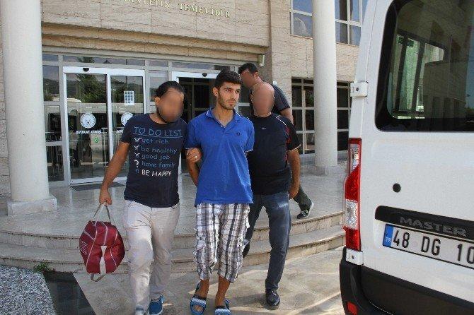 Suikast timindeki iki astsubay tutuklandı