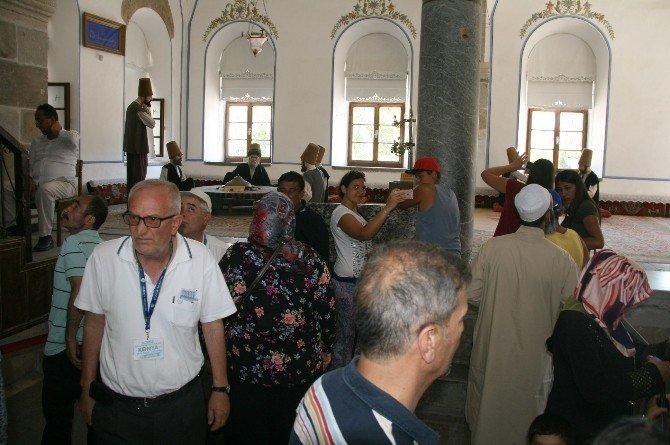 Bozüyük Belediyesi Konya Kültür Turları Devam Ediyor