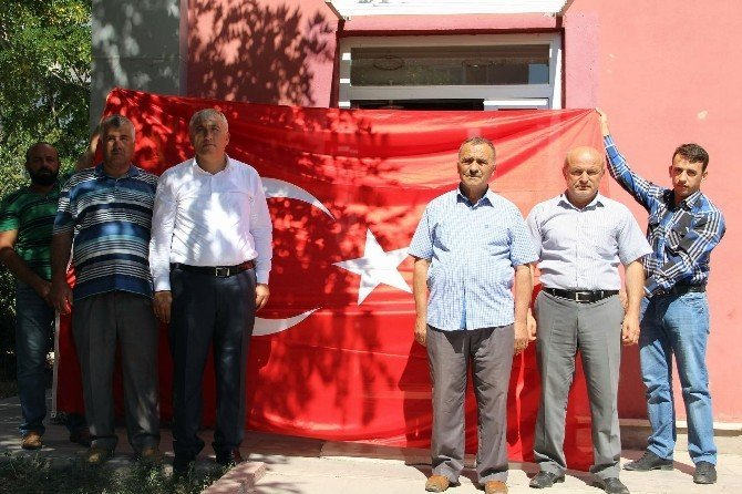 İdam cezası için topladıkları imzaları Erdoğan'a gönderdi