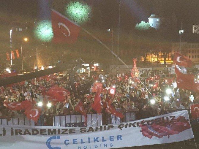 Milletvekili İshak Gazel: Vatan hainleri milletimizden büyük bir tokat yemiştir