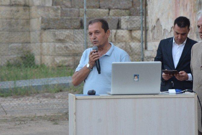 """Prof.Dr. Owen: """"Sinop Efes gibi bir açık hava müzesine sahip olabilir"""""""