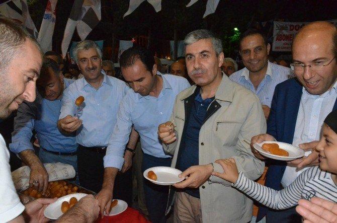 Tatvan'da demokrasi nöbeti devam ediyor