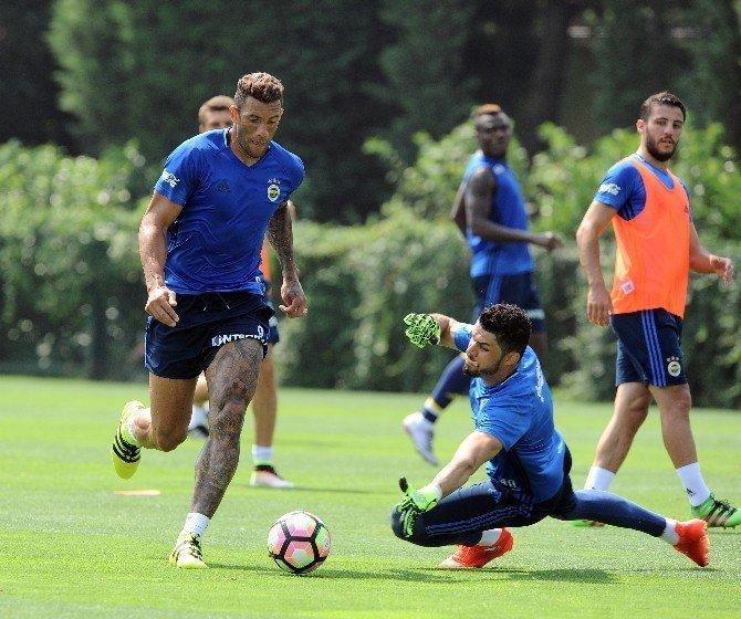 Fenerbahçe, Monaco maçı hazırlıklarını sürdürüyor