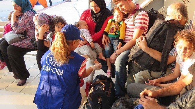 Sahil Güvenlik 22 göçmeni kurtardı