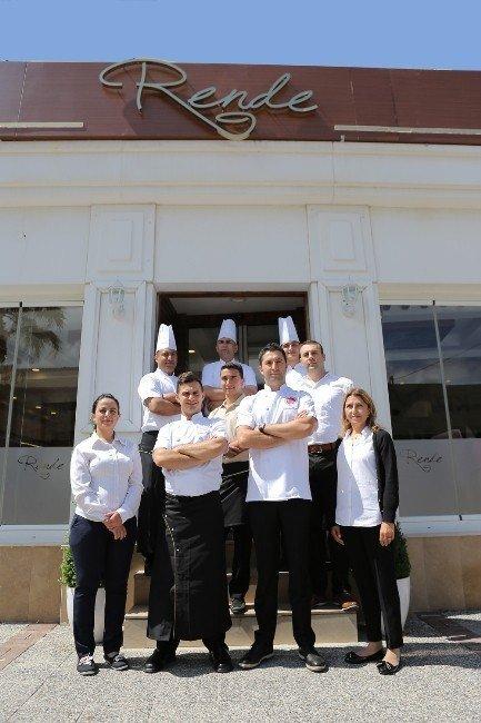 Türk mutfağı genç şeflerin ellerinde hayat buldu