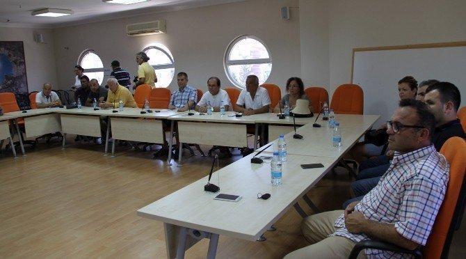 Didim'de demokrasi mitingi için STK'lardan görüş alındı
