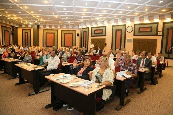 Melikgazi Belediyesi Meclis Toplantısında darbe girişimini kınadı