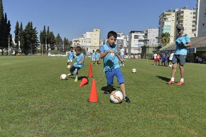 Muratpaşa'nın yeni yetenekleri