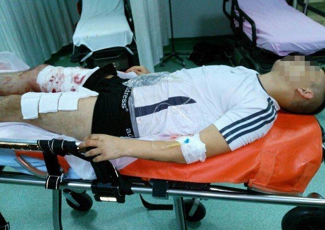 Samsun'da silahlı saldırı: 5 yaralı