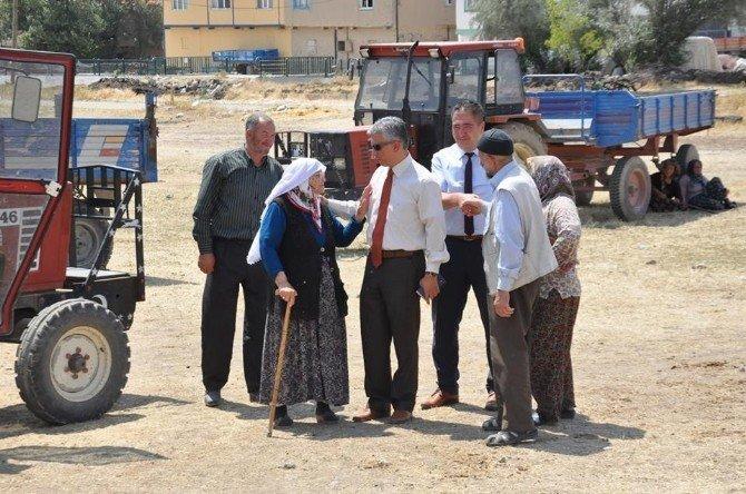 Sandıklı'da bin aileye kömür dağıtıldı