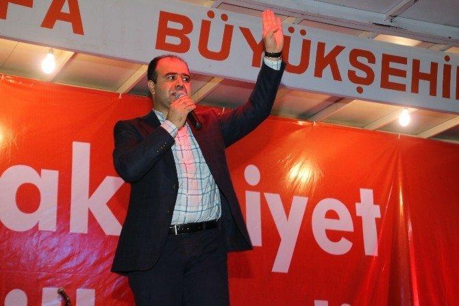 Şanlıurfa merkez ve ilçelerinde demokrasi nöbetleri devam ediyor