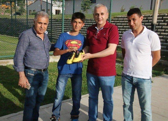 Şanlıurfaspor'da kamp devam ediyor