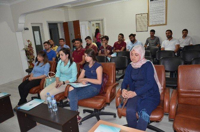 YÜTSO'dan girişimcilik kursu
