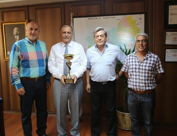 Meskispor Erkek Atletizm Takımı şampiyon oldu