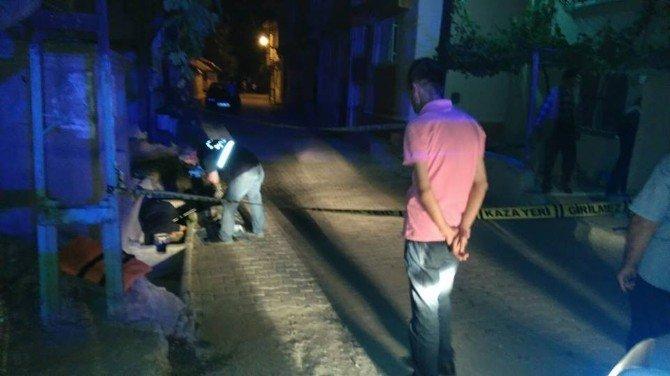 Sansıklı'da bir kişi başına tüfekle ateş ederek intihar etti