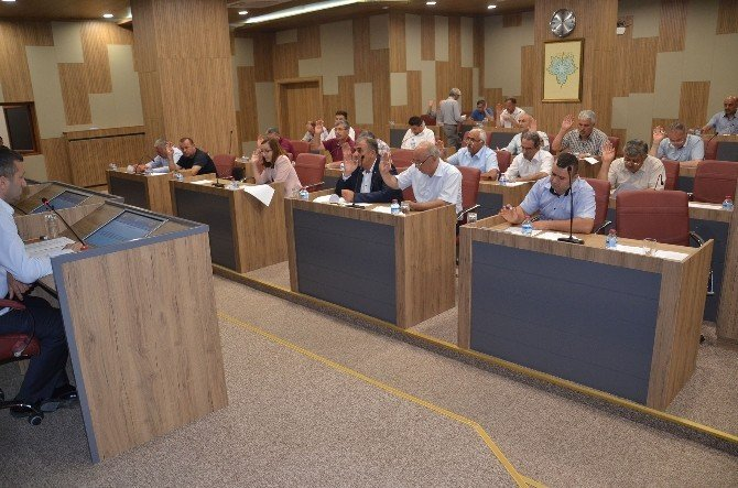 Tokat İl Genel Meclisi'nden kınama