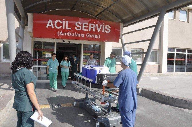 53 yaşındaki kadının organları 5 kişiye can verdi