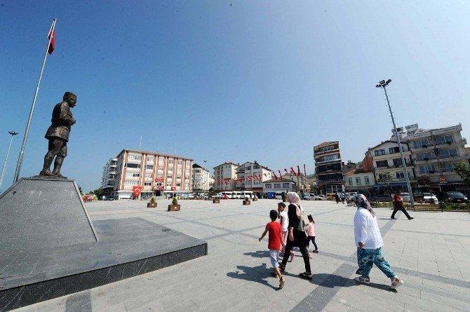 Samsun'un batı ilçelerinde alt yapıya yatırım 2 katına çıkacak