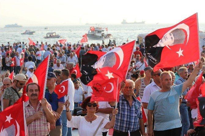 Kılıçdaroğlu İzmir'de konuştu