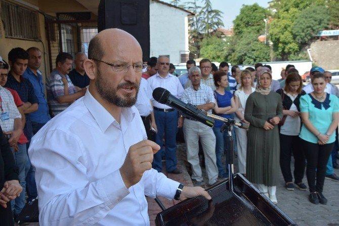 Niksar'da 'Kapalı Semt Pazarı ve Otopark Projesi' inşaatına başlandı