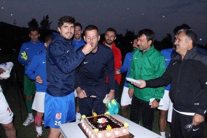 Vukoviç'e Brezilya usulü doğum günü