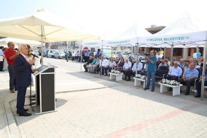 23 Nisan'a modern mahalle iletişim merkezi