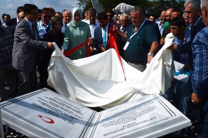 Borsa İstanbul şehitlerinin adı anıtta yaşatılacak