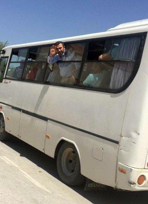 Konya'da 16 polis memuru tutuklandı